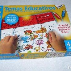 Juegos educativos: LECTRON - TEMAS EDUCATIVOS. Lote 194599237