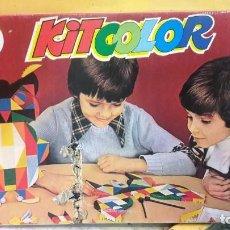 Juegos educativos: JUEGO KIT COLOR KITCOLOR DE JUGUETES PIQUE 3. NUEVO. Lote 194751423