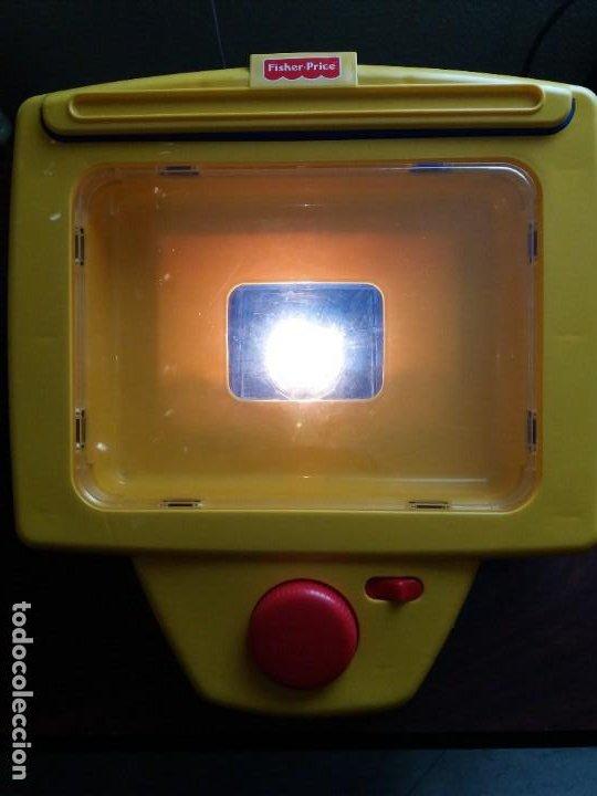 Juegos educativos: COPIADORA MÁGICA FISHER-PRICE. 1995. - Foto 2 - 194779377