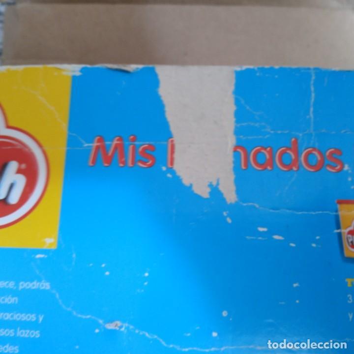 Juegos educativos: Caja vacía Mis peinados preferidos Play-Doh. Hasbro Kenner 1997 - Foto 2 - 194785200