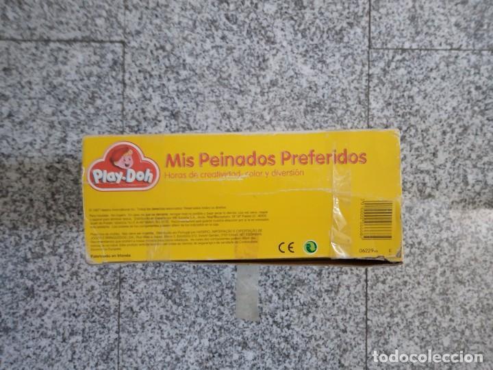 Juegos educativos: Caja vacía Mis peinados preferidos Play-Doh. Hasbro Kenner 1997 - Foto 3 - 194785200
