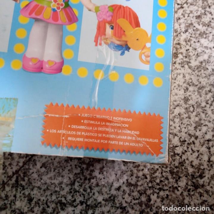 Juegos educativos: Caja vacía Mis peinados preferidos Play-Doh. Hasbro Kenner 1997 - Foto 8 - 194785200