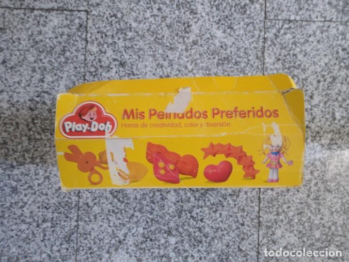 Juegos educativos: Caja vacía Mis peinados preferidos Play-Doh. Hasbro Kenner 1997 - Foto 9 - 194785200
