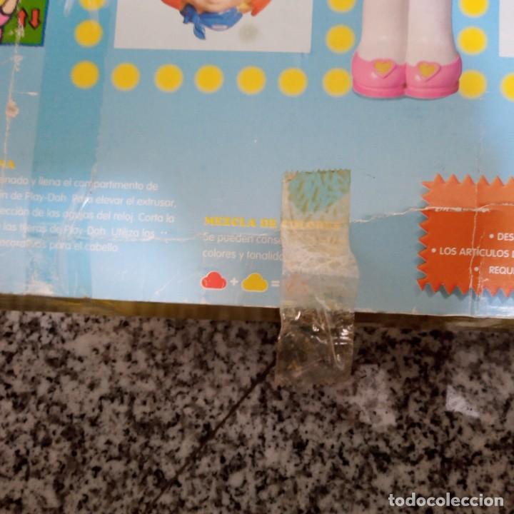 Juegos educativos: Caja vacía Mis peinados preferidos Play-Doh. Hasbro Kenner 1997 - Foto 10 - 194785200
