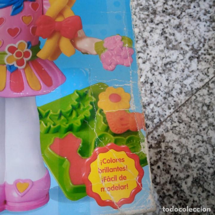 Juegos educativos: Caja vacía Mis peinados preferidos Play-Doh. Hasbro Kenner 1997 - Foto 11 - 194785200