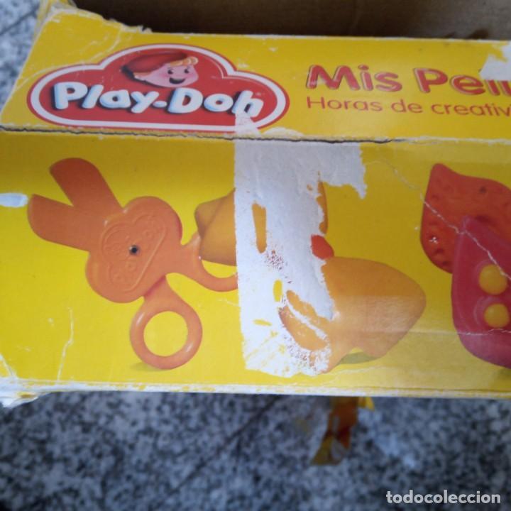 Juegos educativos: Caja vacía Mis peinados preferidos Play-Doh. Hasbro Kenner 1997 - Foto 12 - 194785200