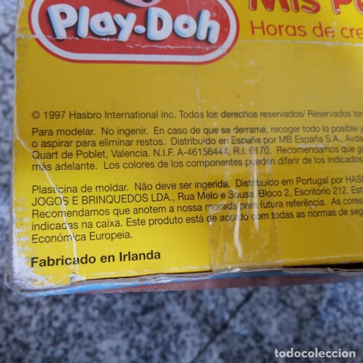 Juegos educativos: Caja vacía Mis peinados preferidos Play-Doh. Hasbro Kenner 1997 - Foto 15 - 194785200