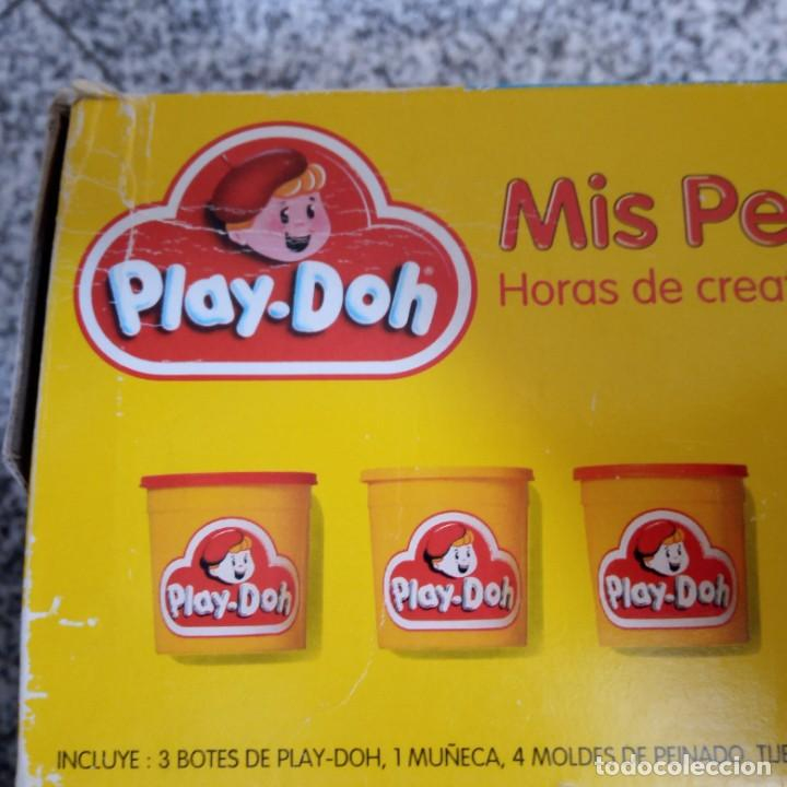 Juegos educativos: Caja vacía Mis peinados preferidos Play-Doh. Hasbro Kenner 1997 - Foto 16 - 194785200