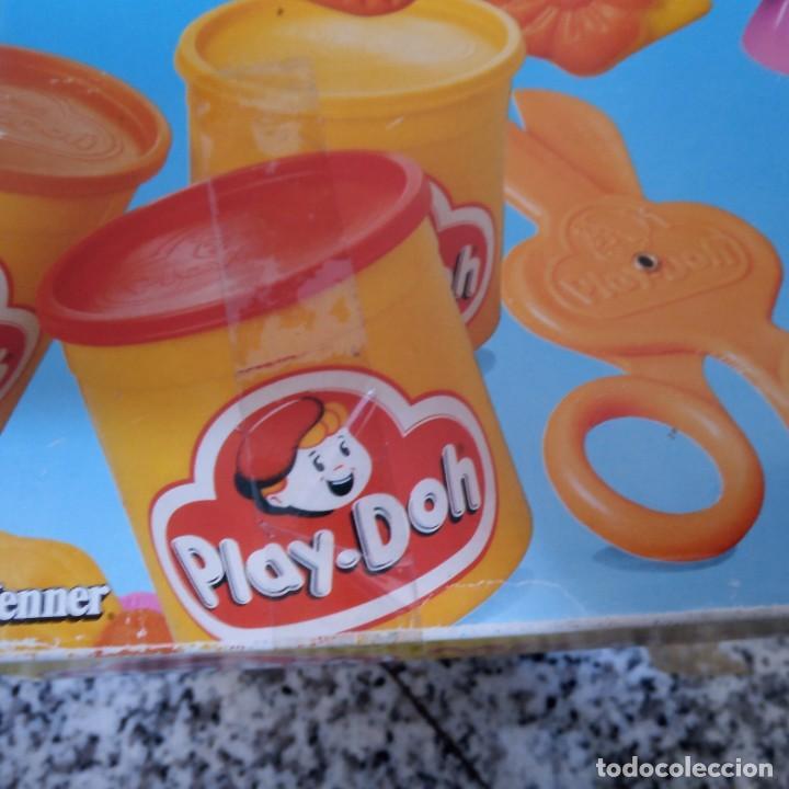 Juegos educativos: Caja vacía Mis peinados preferidos Play-Doh. Hasbro Kenner 1997 - Foto 17 - 194785200