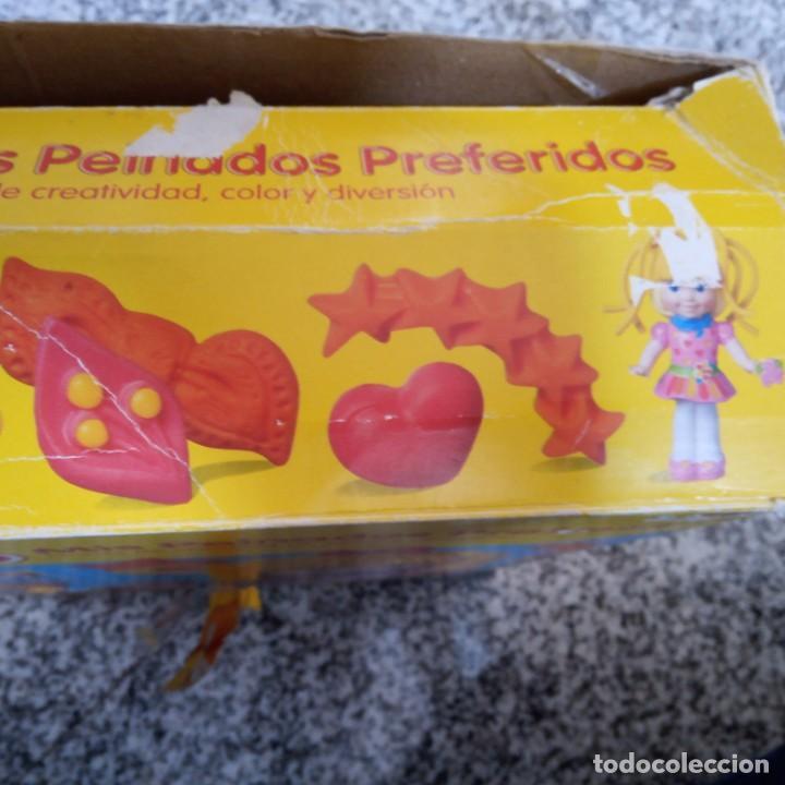 Juegos educativos: Caja vacía Mis peinados preferidos Play-Doh. Hasbro Kenner 1997 - Foto 18 - 194785200