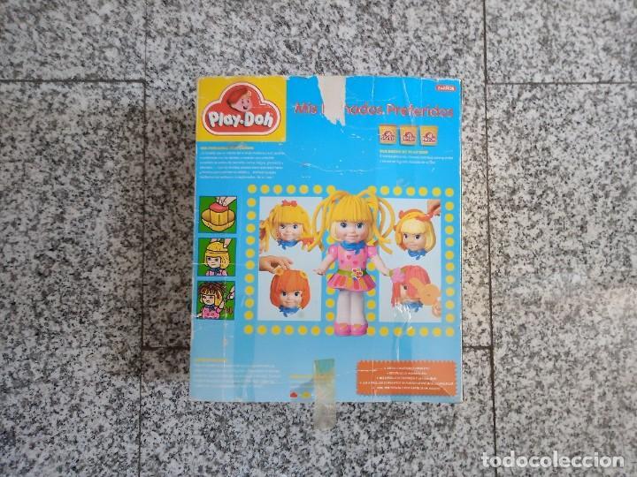Juegos educativos: Caja vacía Mis peinados preferidos Play-Doh. Hasbro Kenner 1997 - Foto 21 - 194785200