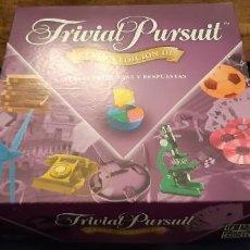 Juegos educativos: PARKER TRIVIAL PURSUIT GENUS EDICIÓN III PRACTICAMENTE NUEVO. LEER. Lote 194895340