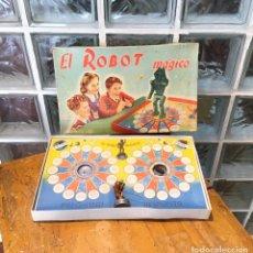 Juegos educativos: EL ROBOT MAGICO. Lote 194920250
