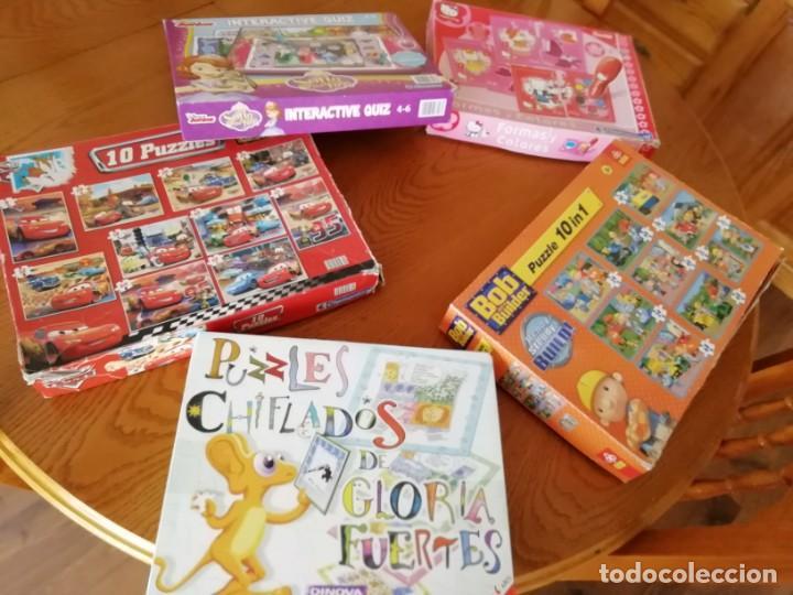 Juegos educativos: Lote de juegos educativos - Foto 3 - 194939011