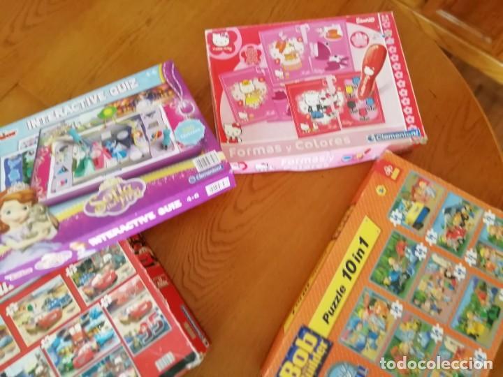 Juegos educativos: Lote de juegos educativos - Foto 4 - 194939011
