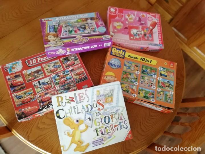 Juegos educativos: Lote de juegos educativos - Foto 5 - 194939011