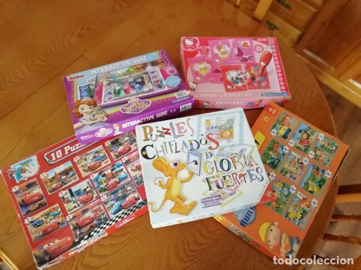 Juegos educativos: Lote de juegos educativos - Foto 6 - 194939011