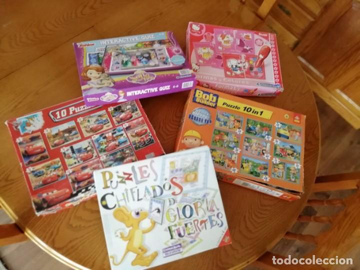 Juegos educativos: Lote de juegos educativos - Foto 7 - 194939011