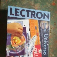 Juegos educativos: LECTRON, CONOCE EL UNIVERSO. DISET. NUEVO CON PRECINTO ORIGINAL. Lote 197129982
