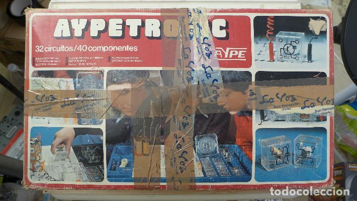 AYPETRONIC DE AYPE (Juguetes - Juegos - Educativos)