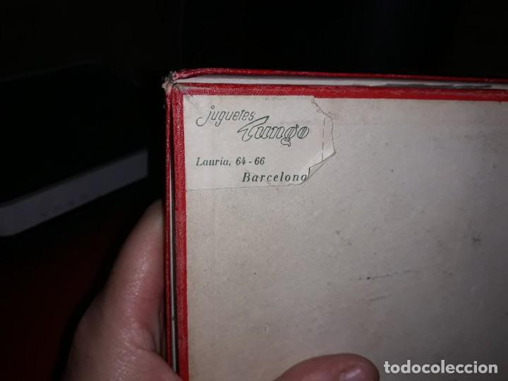 Juegos educativos: Juego muy antiguo Alabama. Hermes I.G. .Comprado en Barcelona ,desconozco la fecha. - Foto 4 - 197193146