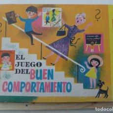 Jogos educativos: EL JUEGO DEL BUEN COMPORTAMIENTO DE DIDACTA. Lote 197203813