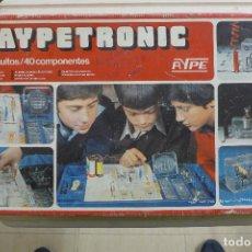 Juegos educativos: AYPETRONIC DE AYPE. Lote 197234057