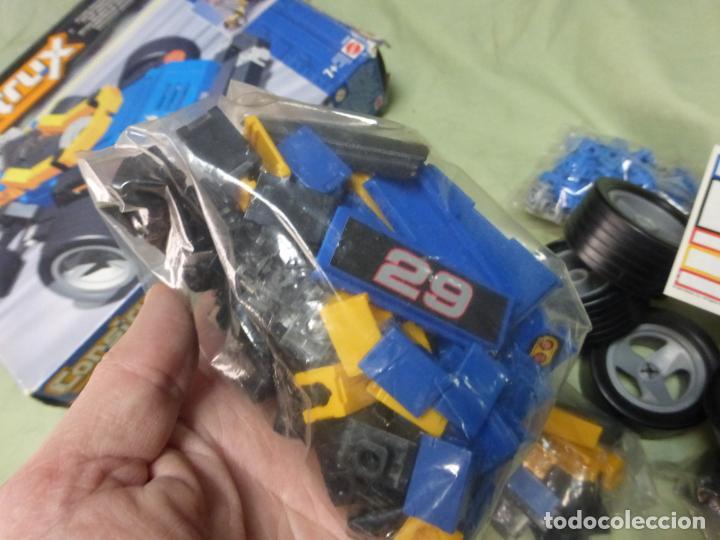 Juegos educativos: Juego de construcción CONSTRUX 4x4 RACERS de Mattel - COCHE DE CARRERAS - Foto 10 - 197506672