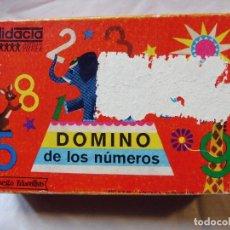 Juegos educativos: DIDACTA NATHAN GOULA JOVER DOMINO DE LOS ANIMALES REF. 1005. Lote 199506092