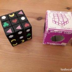 Juegos educativos: CUBO RUBIK MODELO ZINGARO MADE IN SPAIN. Lote 199813522