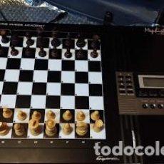 Juegos educativos: AJEDREZ ELECTRONICO NUEVO + DE 2000 ELO MEPHISTO SENSACIONAL UN INOLVIDABLE REGALO... Lote 200839430