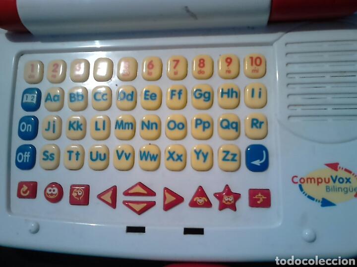 Juegos educativos: Original ordenador bilingue,compuvox,imc - Foto 3 - 201132167