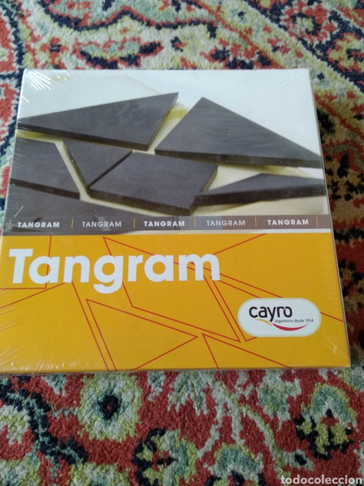 TANGRAM (Juguetes - Juegos - Educativos)