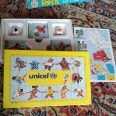 Juegos educativos: UNICEF JUEGO. Lote 201485580