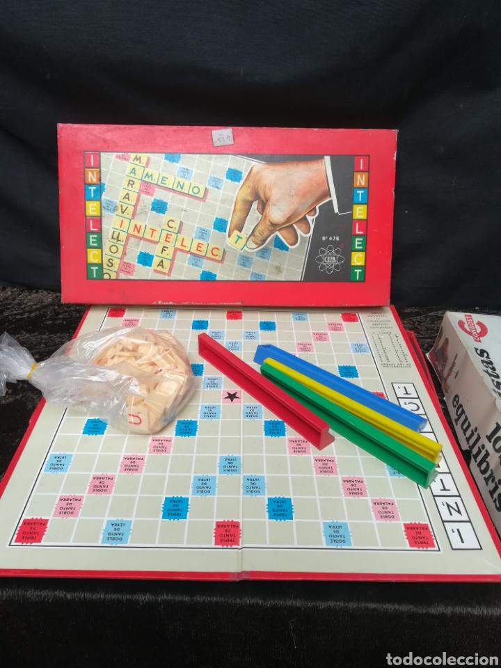 VIEJO JUEGO EDUCATIVO (Juguetes - Juegos - Educativos)
