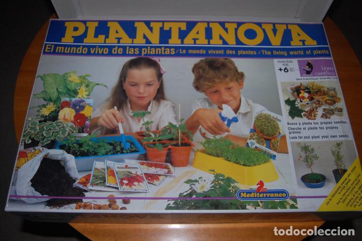 Juegos educativos: Caja vacía del juego Plantanova. - Foto 3 - 203490755