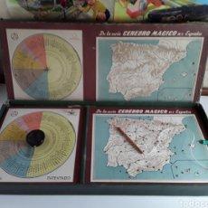 Juegos educativos: ANTIGUO JUEGO CEREBRO MÁGICO N°1 ESPAÑA AÑO 1949. Lote 203775535