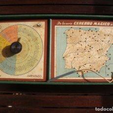Juegos educativos: MAPA DE ESPAÑA. Lote 203934445