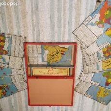 Juegos educativos: JUEGO ANTIGUO SISTEMA DE ENSEÑANZA CALVI. Lote 204780512