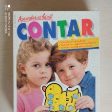 Juegos educativos: APRENDE A CONTAR ANTIGUO JUEGO EDUCATIVO DE EDUCA (AÑOS 70). Lote 47844555