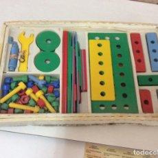 Juegos educativos: MONTAJES MECÁNICOS JUEGOS EDUCATIVOS. Lote 207763455