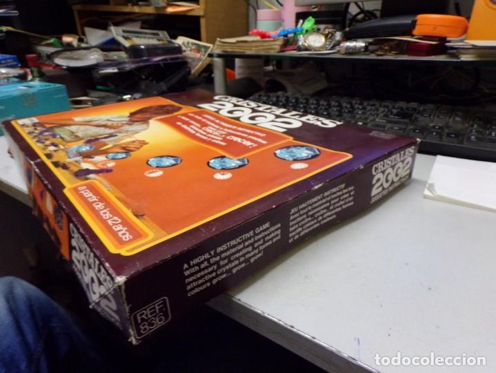 Juegos educativos: juguete instructivo nuevo resto tienda cristales 2002 precintado - Foto 2 - 208248265