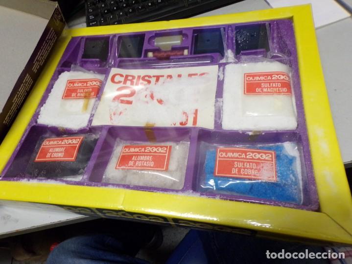 Juegos educativos: juguete instructivo nuevo resto tienda cristales 2002 precintado - Foto 4 - 208248265