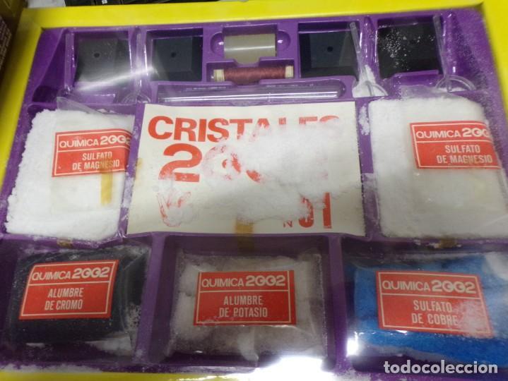 Juegos educativos: juguete instructivo nuevo resto tienda cristales 2002 precintado - Foto 5 - 208248265