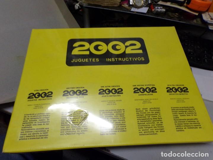 Juegos educativos: juguete instructivo nuevo resto tienda cristales 2002 precintado - Foto 6 - 208248265