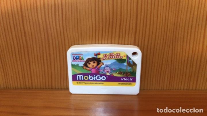 Juegos educativos: Consola y juego VTECH Mobigo, Educativa y táctil. - Foto 6 - 208936257