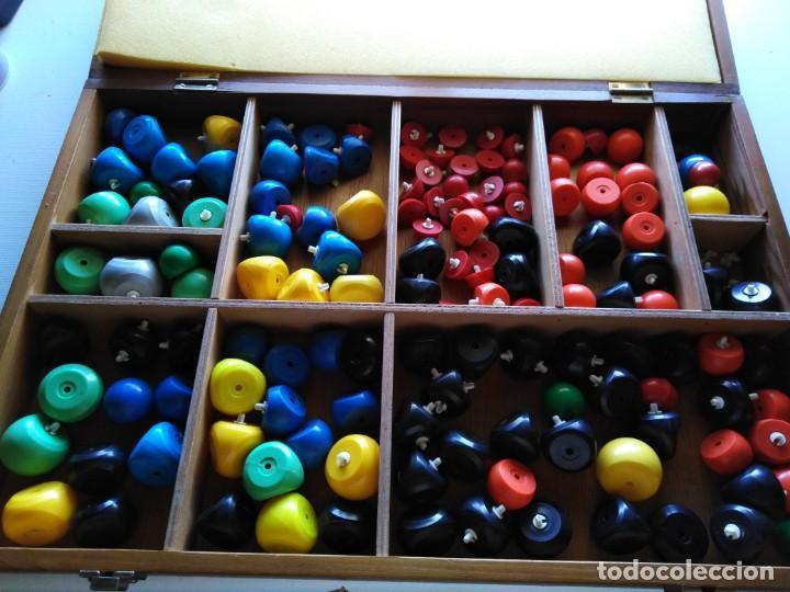 Juegos educativos: Caja Equipo de modelos didácticos geometría molecular - Foto 2 - 210624327