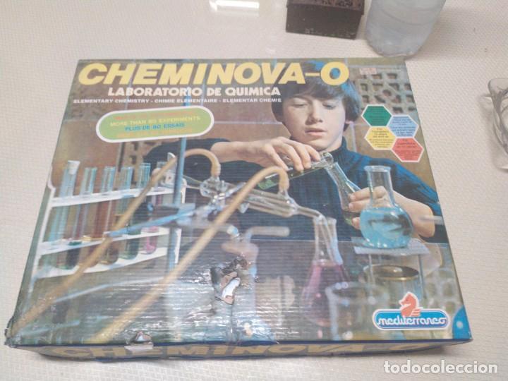 CHEMINOVA 0 JUGUETES MEDITERRANEO AÑOS 70 NUEVO SIN ABRIR (Juguetes - Juegos - Educativos)