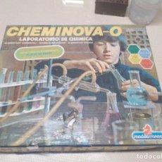Juegos educativos: CHEMINOVA 0 JUGUETES MEDITERRANEO AÑOS 70 NUEVO SIN ABRIR. Lote 211440680