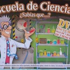Juegos educativos: ESCUELA DE CIENCIA 3 - NUEVO (BONITO JUEGO). Lote 211843546